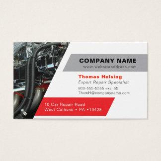 Karte Clean Automobile Company