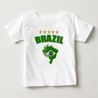 Karte der baby t-shirt