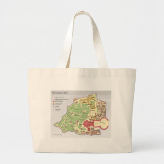 Karte der Vatikanstadt Vatikanstadt-Diagramm