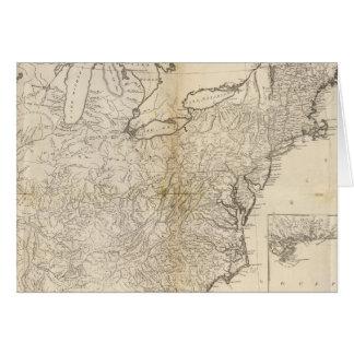Karte der Vereinigten Staaten 2