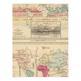 Karte der Welt 2