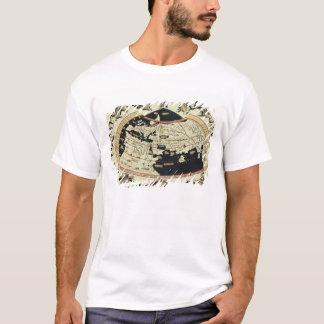 Karte der Welt T-Shirt