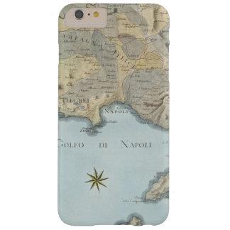 Karte des Golfs von Neapel und von Umgebung Barely There iPhone 6 Plus Hülle