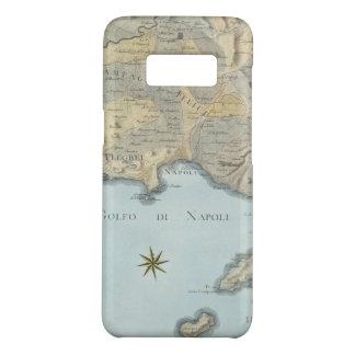 Karte des Golfs von Neapel und von Umgebung Case-Mate Samsung Galaxy S8 Hülle