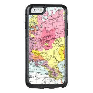 KARTE: EXPANSION RUSSLANDS OtterBox iPhone 6/6S HÜLLE