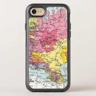 KARTE: EXPANSION RUSSLANDS OtterBox SYMMETRY iPhone 8/7 HÜLLE