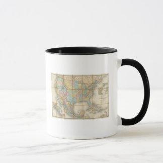 Karte Generale DES Etats Tasse