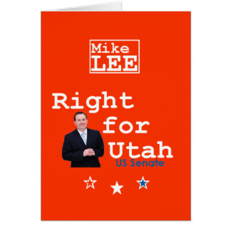 Karte Mike LEE Utah-Senats-2010