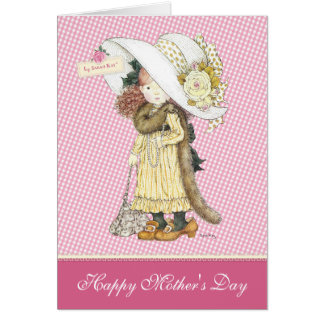 Karte Mutter Sarahs Kay Tages
