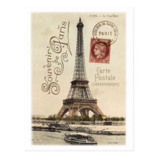 Karte Postale Postkarte