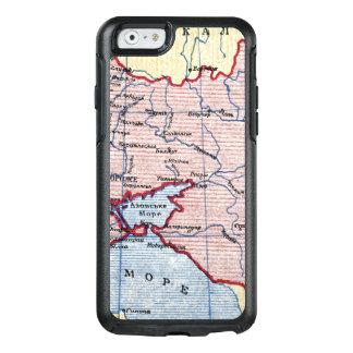 KARTE: UKRAINE, c1906 OtterBox iPhone 6/6s Hülle