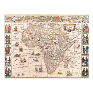 Karte von Afrika 3
