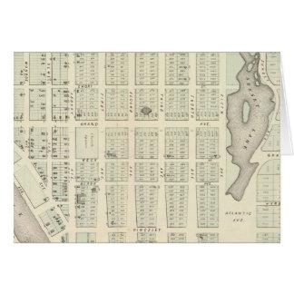 Karte von Asbury Park, Monmouth County, New-Jersey