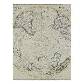 Karte von der Antarktis 2