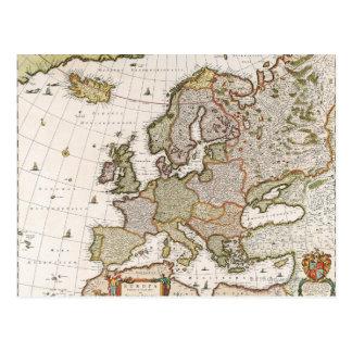 Karte von Europa 4