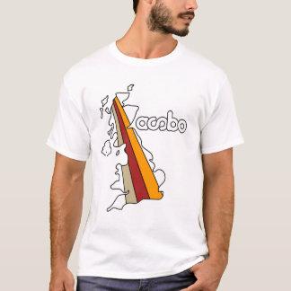 Karte von Großbritannien T-Shirt