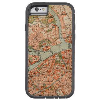 Karte von St Petersburg Tough Xtreme iPhone 6 Hülle