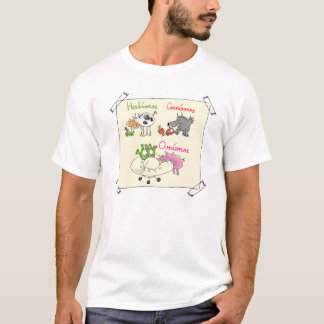 Kartell Dieta de Los Animales (CLARA) T-Shirt