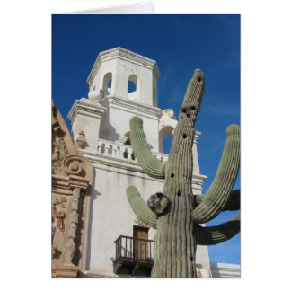 Karten-Auftrag San Xavier Del Bac Karte