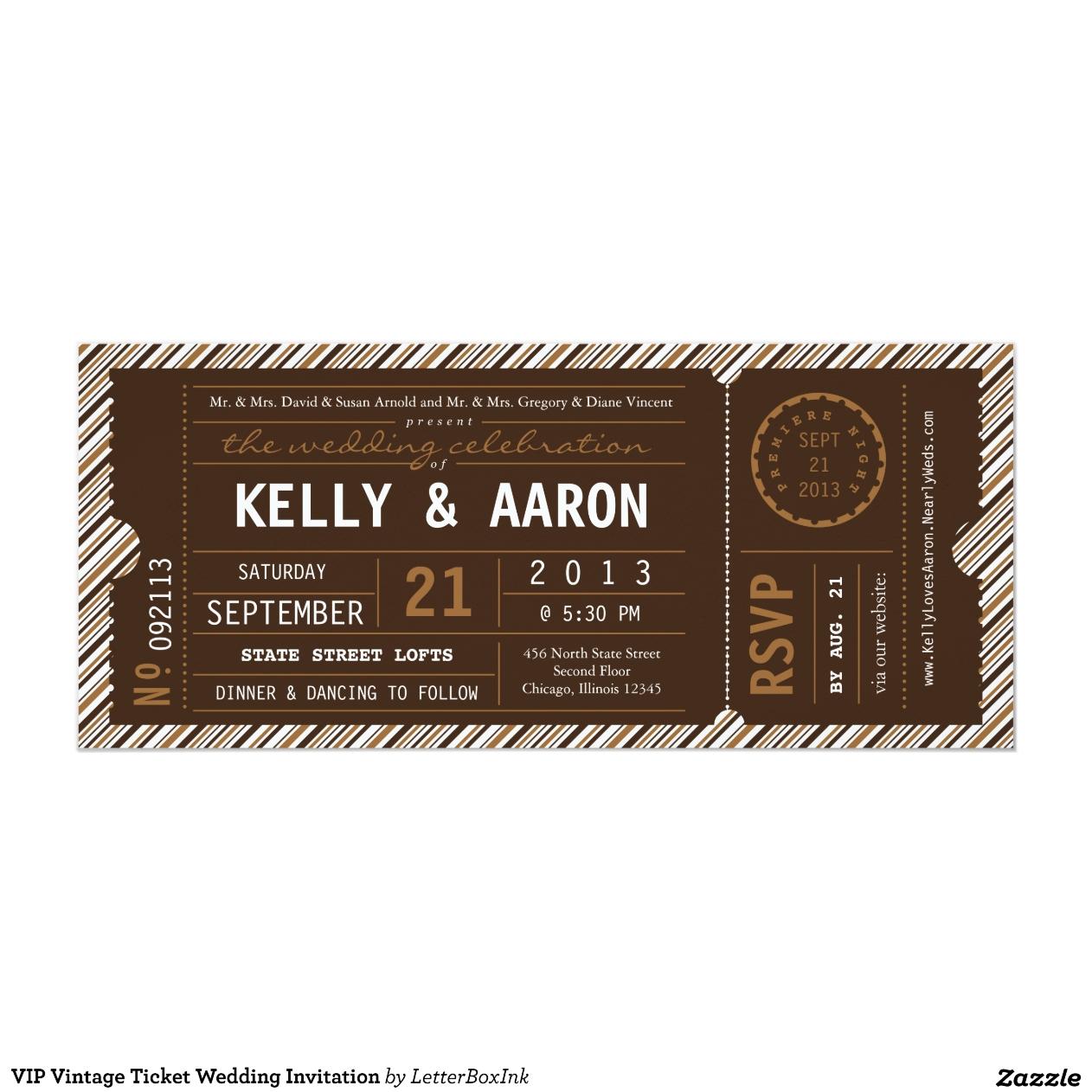Hochzeits-Einladungen Chicago