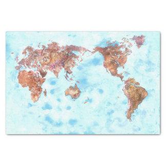 Kartenpapier Seidenpapier