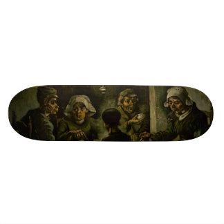 Kartoffel-Esser durch Vincent van Gogh Skateboard Bretter
