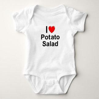 Kartoffel-Salat Baby Strampler