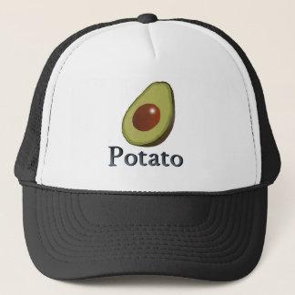 Kartoffel Truckerkappe