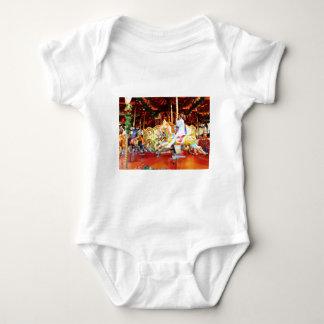 Karussell Baby Strampler