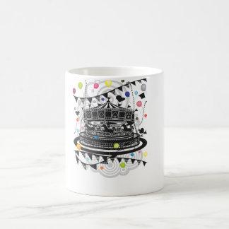 Karussell Kaffeetasse