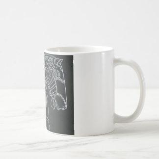 Karussell-Pferd Kaffeetasse