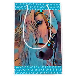 Karussell-Pferd Mittlere Geschenktüte