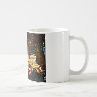 Karussell-Pferde Kaffeetasse