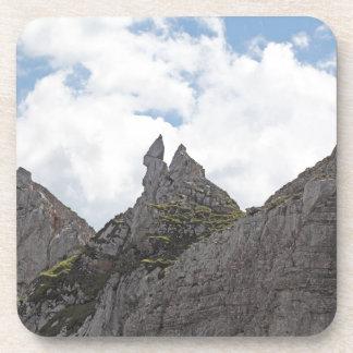 Karwendel Strecke in den bayerischen Alpen Getränkeuntersetzer