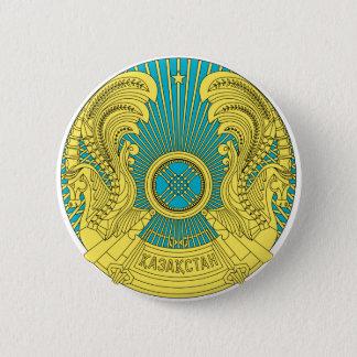 Kasachstan-Emblem Runder Button 5,7 Cm