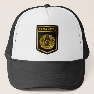 Kasachstan-Emblem Truckerkappe