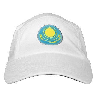 Kasachstan-Flagge Headsweats Kappe