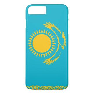 Kasachstan-Flagge iPhone 8 Plus/7 Plus Hülle
