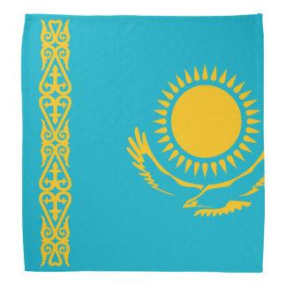 Kasachstan-Flagge Kopftuch