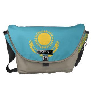 Kasachstan-Flagge Kuriertasche