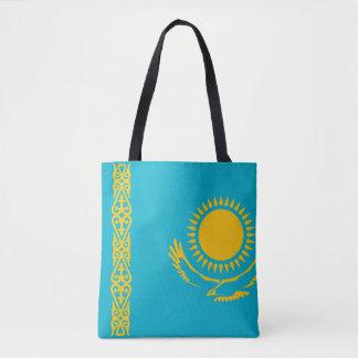 Kasachstan-Flagge Tasche