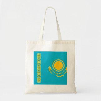 Kasachstan-Flagge Tragetasche
