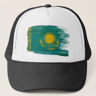 Kasachstan-Flaggen-Fernlastfahrer-Hut Truckerkappe
