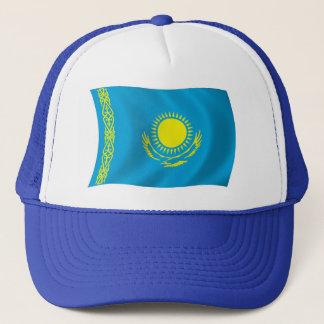 Kasachstan-Flaggen-Hut Truckerkappe
