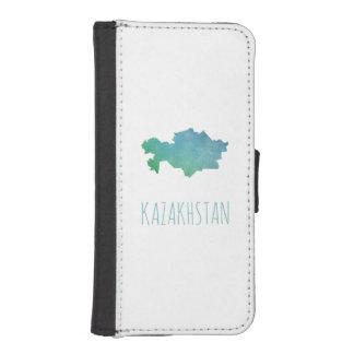 Kasachstan iPhone SE/5/5s Geldbeutel