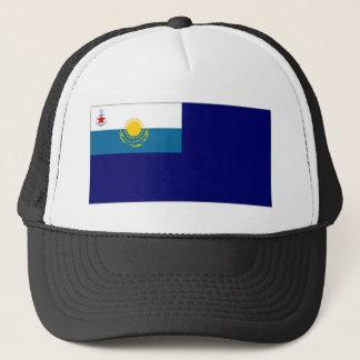 Kasachstan-Regierungs-Fahne Truckerkappe