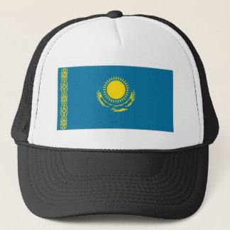 Kasachstan-Staatsflagge Truckerkappe