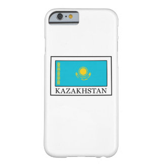 Kasachstan-Telefonkasten Barely There iPhone 6 Hülle