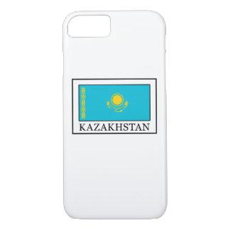 Kasachstan-Telefonkasten iPhone 8/7 Hülle