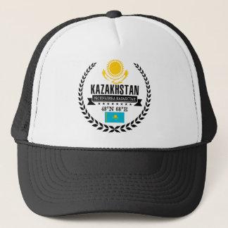 Kasachstan Truckerkappe